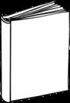 Blank Book Logo